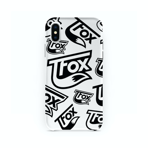iPhone Case - White Sig 2.0