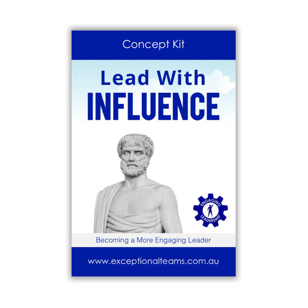 Concept Kit #1 - Lead With Influence [Card Set]