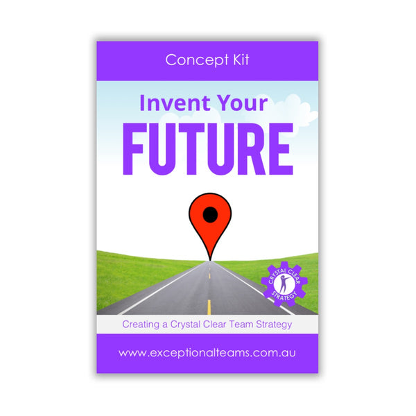 Concept Kit #2 - Invent Your Future (Card Set)