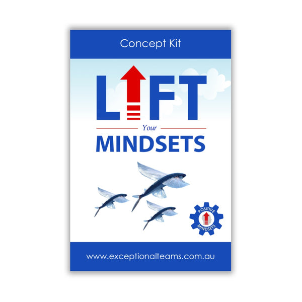 Concept Kit #4 - Lift Your Mindsets [Card Set]