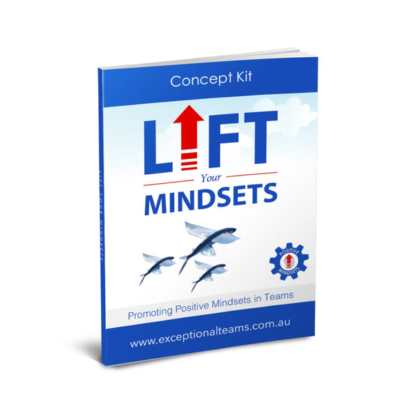Concept Kit # 4 - Lift Your Mindsets [eGuide]