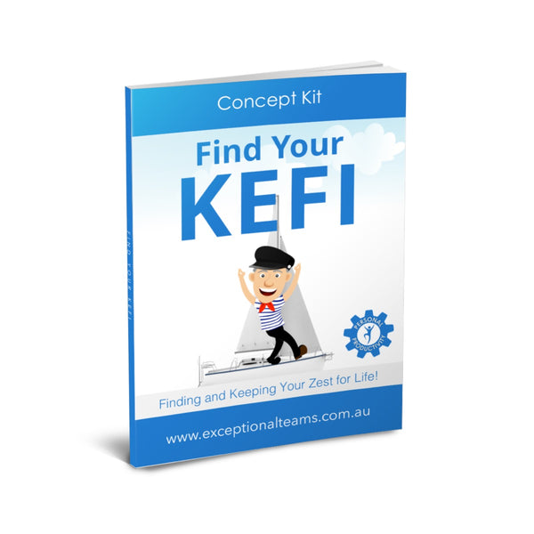 Concept Kit #5 - Find Your Kefi [eGuide]