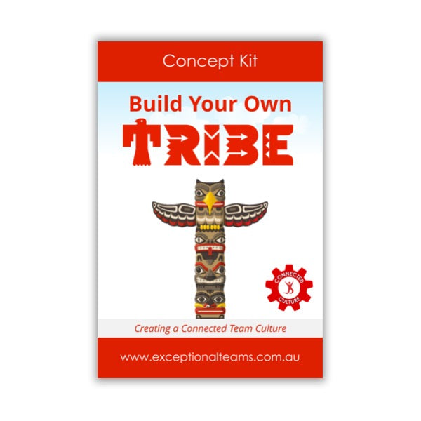 Concept Kit #3 - Build Your Own Tribe [Card Set]
