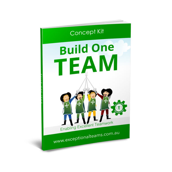 Concept Kit #8 - Build One Team [eGuide]
