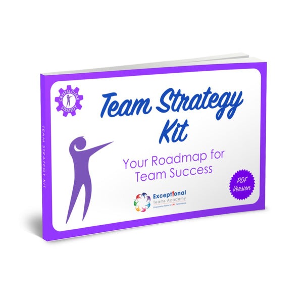 Team Strategy Kit [PDF Template]