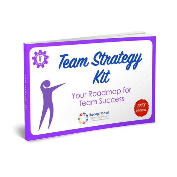 Team Strategy Kit [PowerPoint Template]