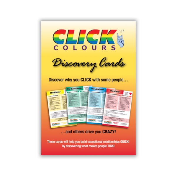 Click! Colours Discovery Tool [Card Set]