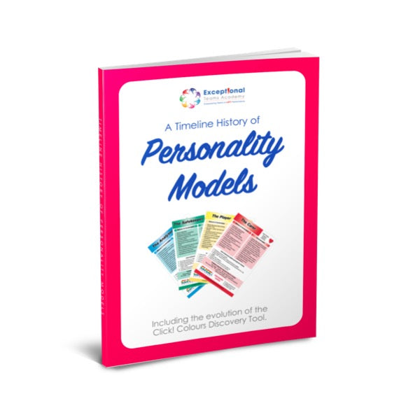 A Timeline History of Personality Models [eGuide]