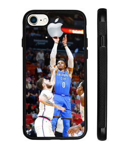 Russell Westbrook iPhone Case