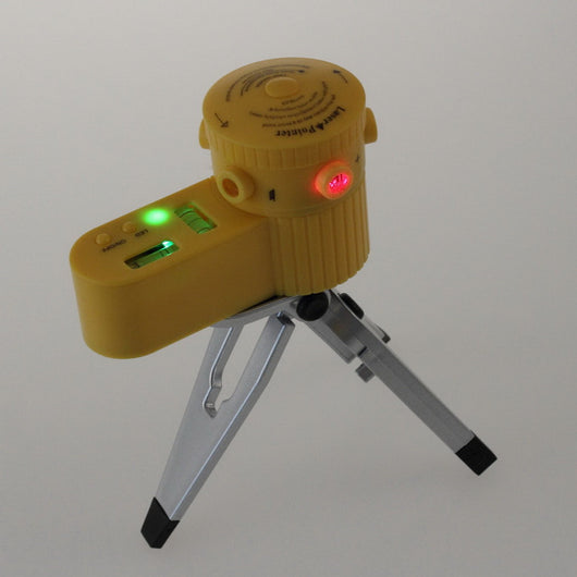LASER POINTER MEASURING AND LEVELER TOOL W/ TRIPOD