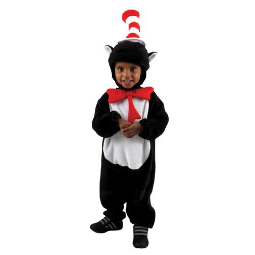 CAT IN HAT INFANT 12-18 MOS
