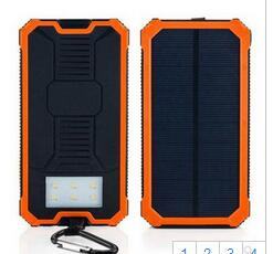 20000mAh Waterproof Solar Charger Power Bank