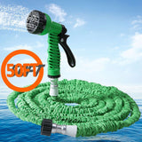Garden - 50ft Expandable Light Weight Non-Kink Pocket Hose