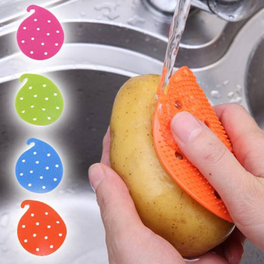 Kitchen Tools - Veggie Cleaning Brush
