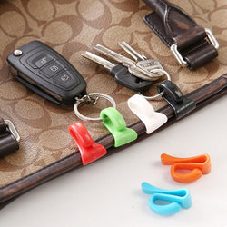Organizer - 2 Pcs Bag Built-In Key Holders