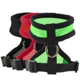 Pet Collar - Dog Mesh Soft Harness/Collar