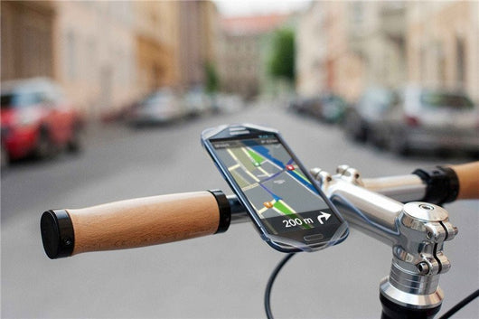 Phone Holder - RapidMount - Smartphones On Handle Bars In Seconds