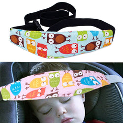 Baby Head Car Seat Support