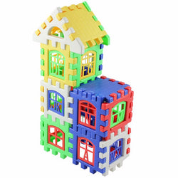 24Pcs Baby House Construction Blocks toy