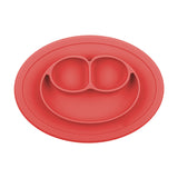 The Oval Happy Face helper (suctions to the table)