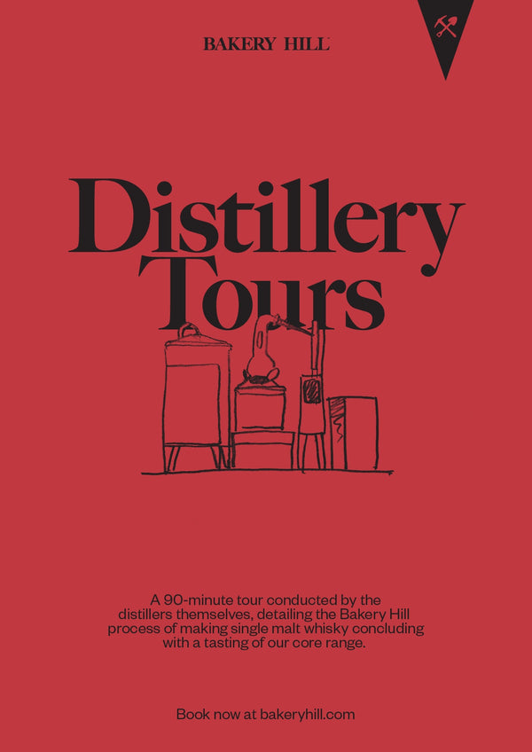 Bakery Hill Distillery Tour