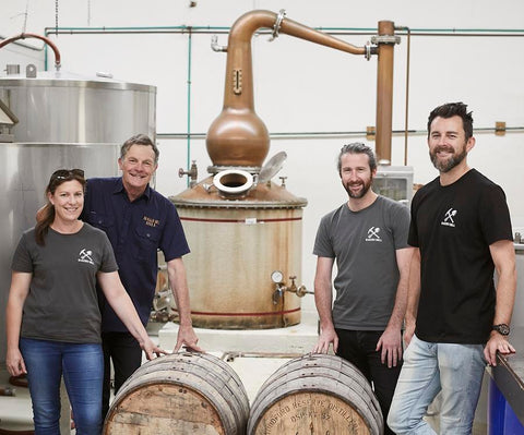 Bakery Hill Craft Whisky Distillery Tour