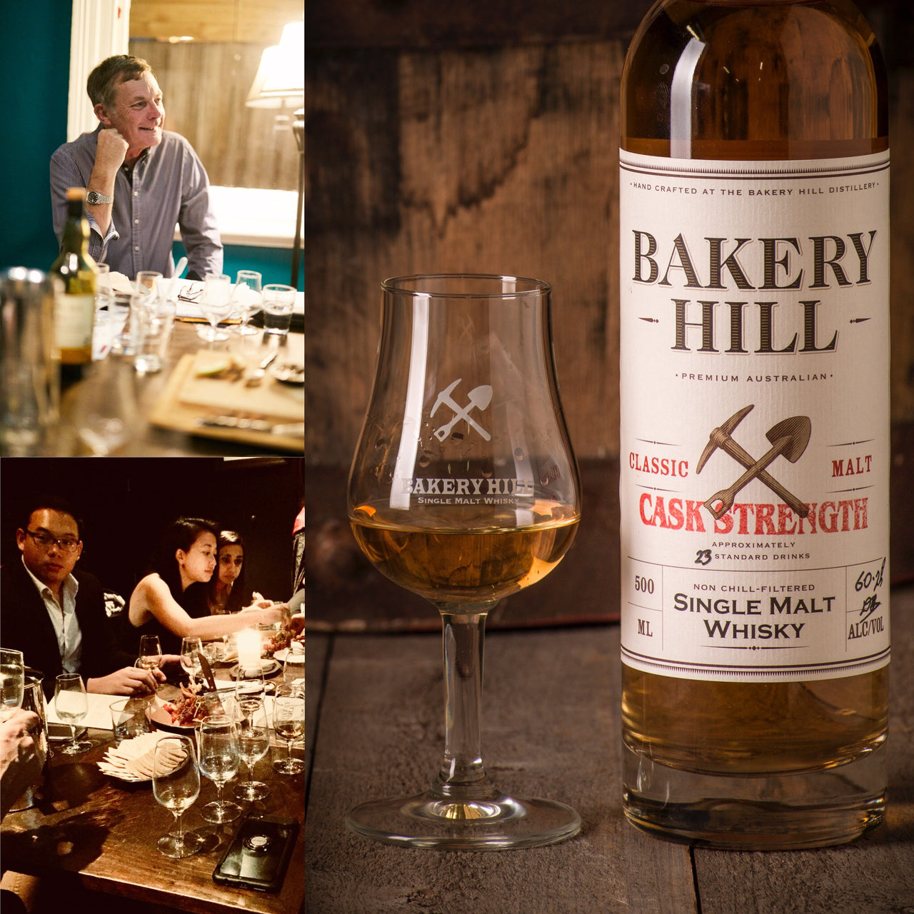 Whisky masterclass & tasting course