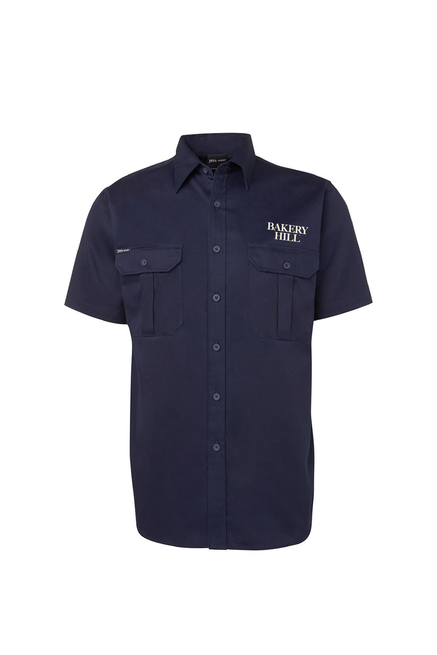 Short Sleeved Distillery Shirt