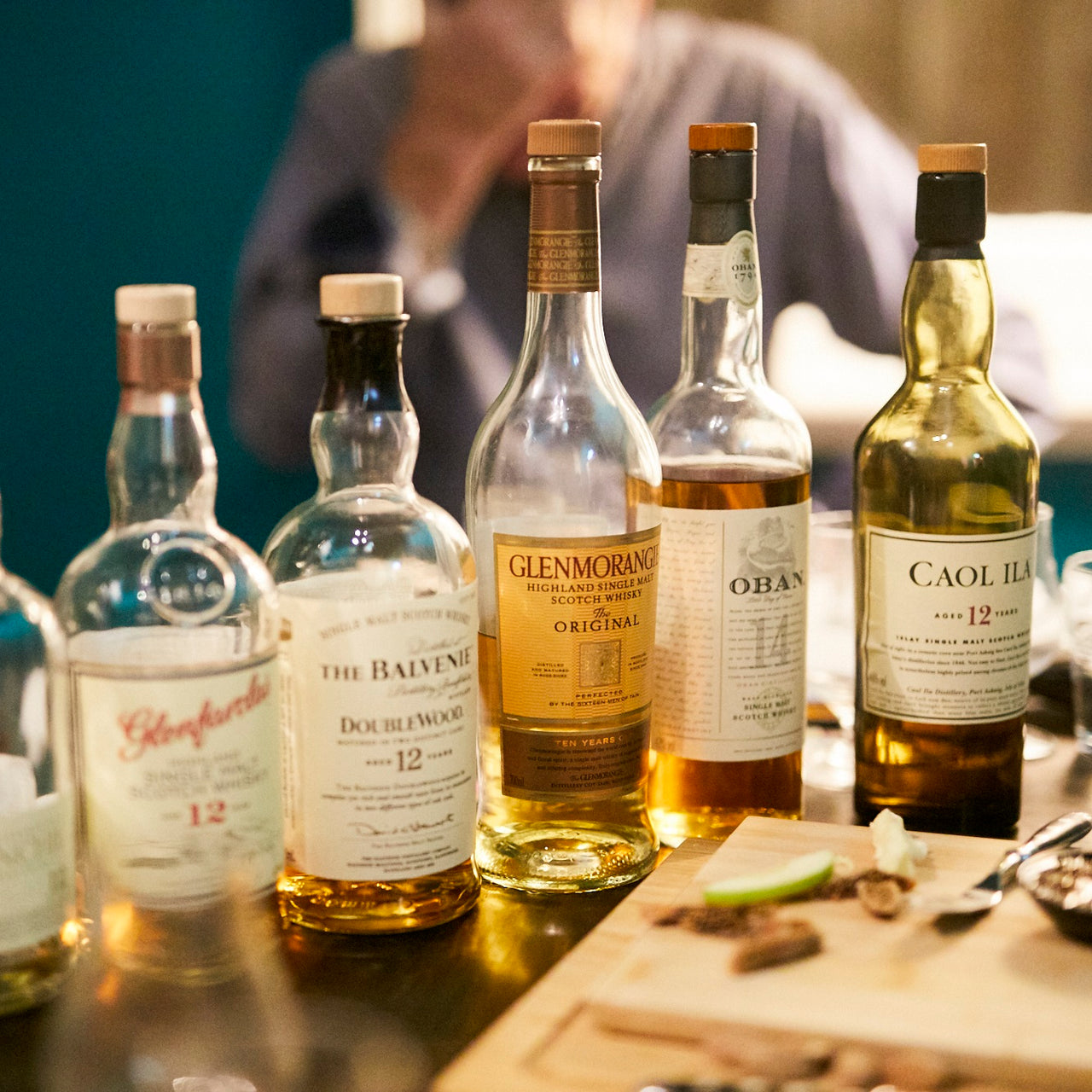 Showcase: Whisky Regions of Scotland