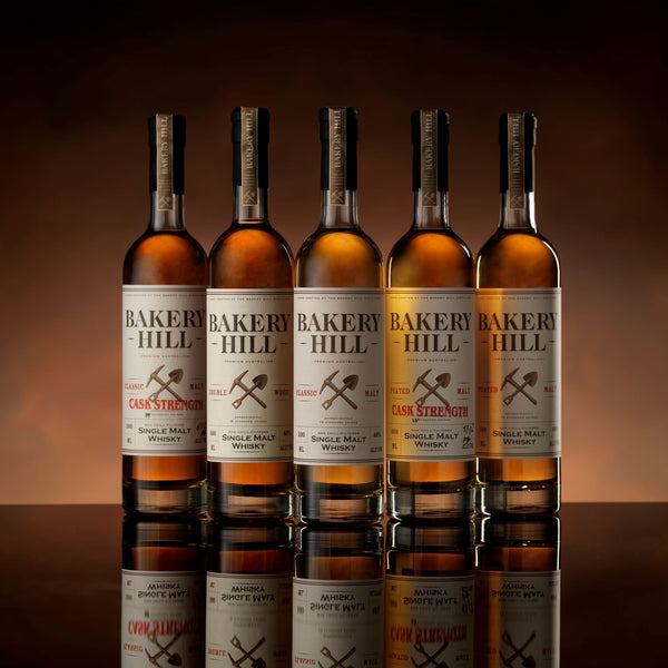 Showcase: The Bakery Hill Single Malt Range