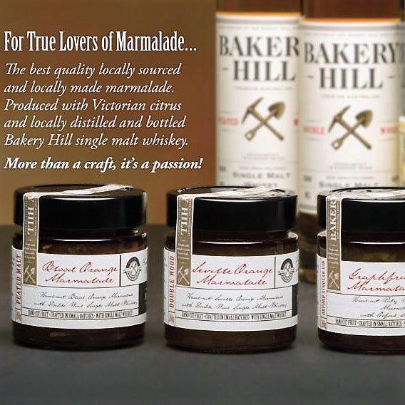 bakery hill x johnston & palmer gourmet marmalade