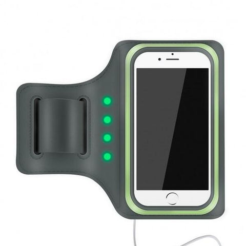 "LED Self Powered Armband 4.7"" (AB470)"