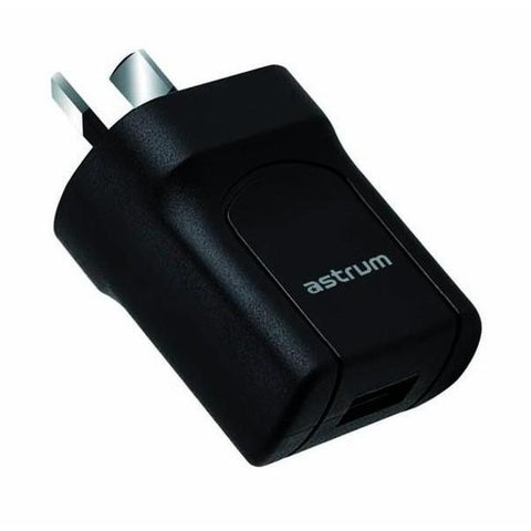 Home Charger AU Single USB 5V 1A (CH110)