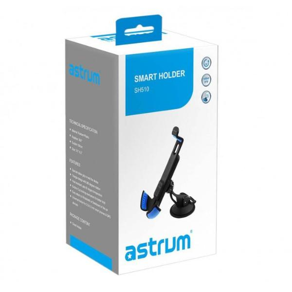 Universal Car Windscreen Mobile Holder SH450 - Astrum Products Australia