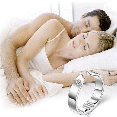 Acupressure Anti Snoring Ring