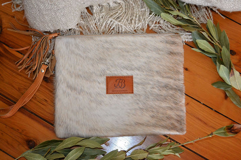 Large Clutch - Grey Collection