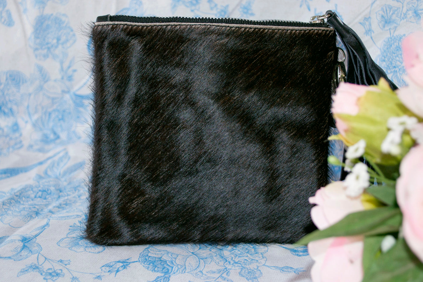 Small Clutch - Black Collection