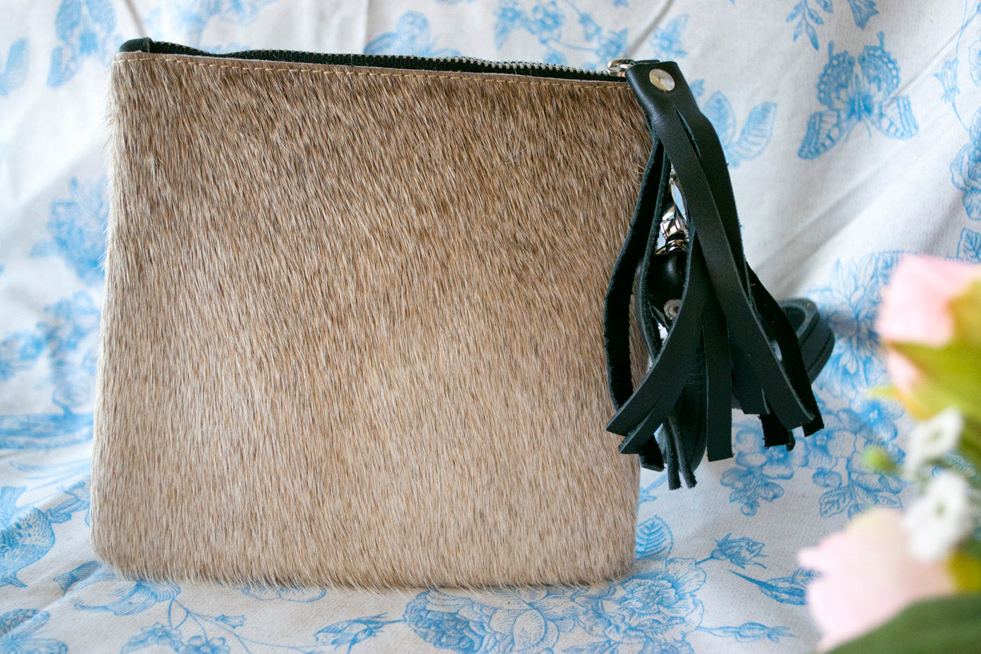 Small Clutch - Grey Collection