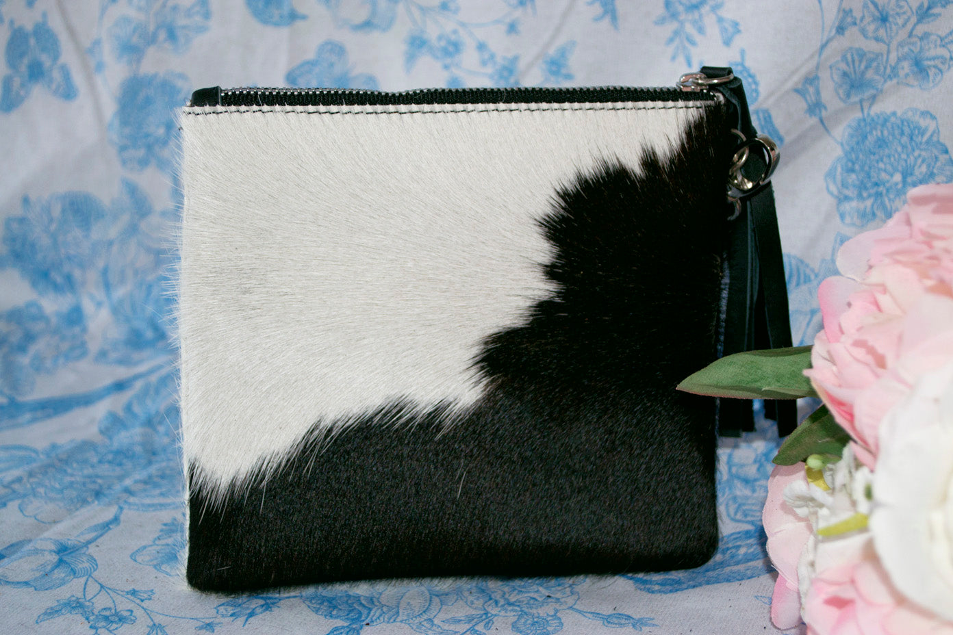 Small Clutch - Black & White Collection