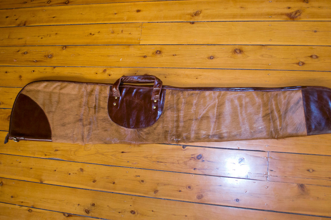 Large Gun Case ~ Brown