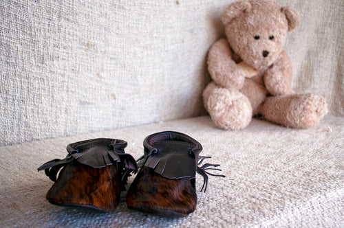 Baby Booties (12-18 Months) #10