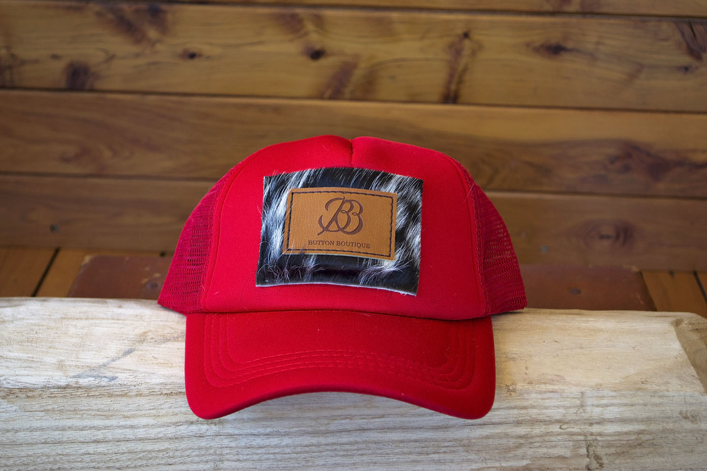 Button Boutique Cap