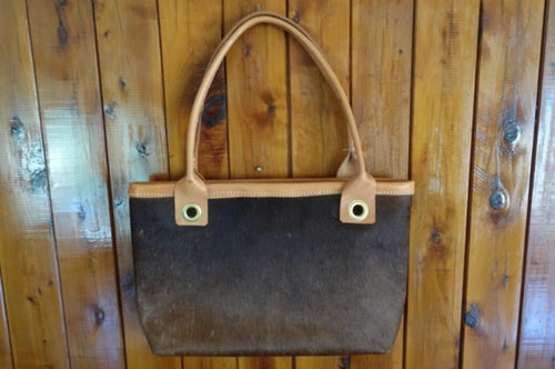 Toolong Tote ~ Brown Collection