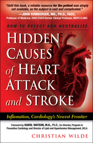 Hidden Causes of Heart Attack and Stroke
