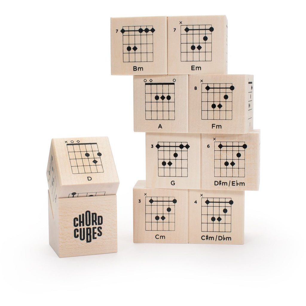 Uncle Goose - Chord Cubes