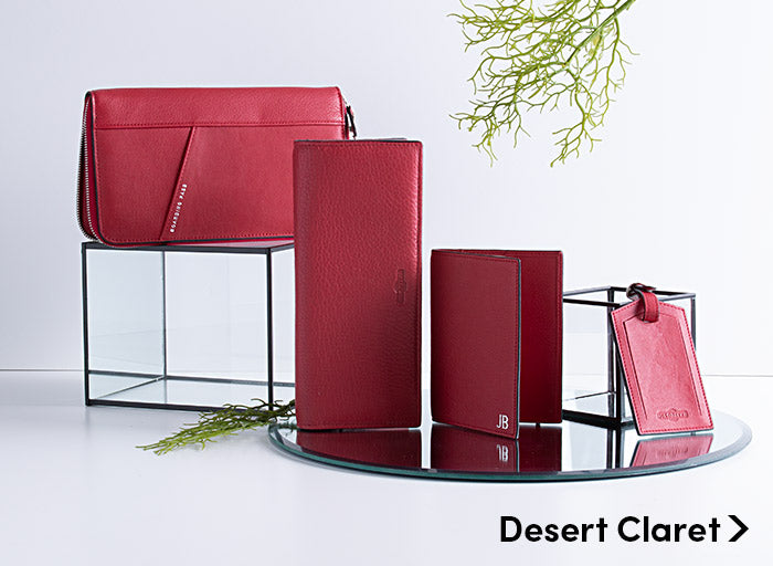 shop by colour desert claret