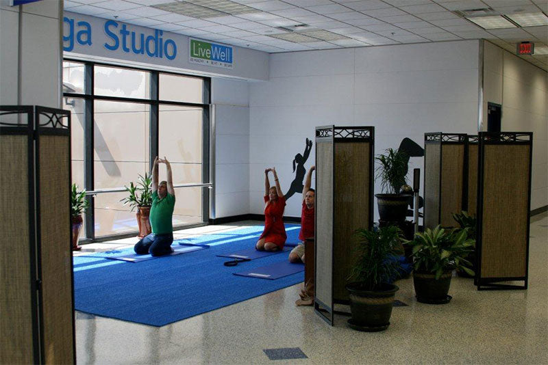 yoga dallas fort worth airport