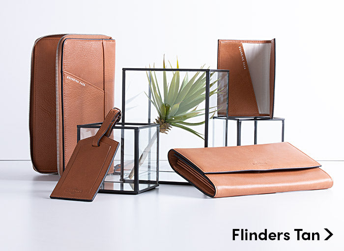 shop by colour flinders tan