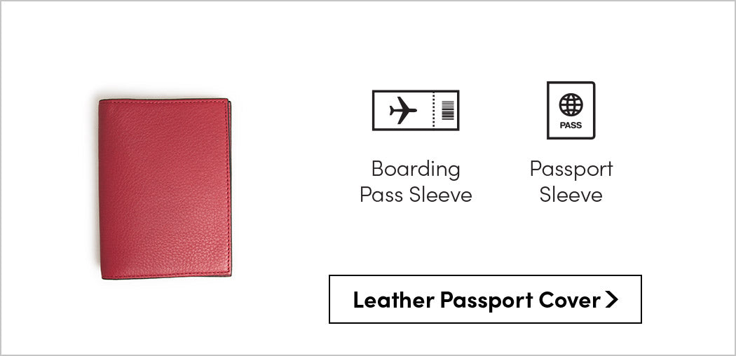 shop by style passport cover
