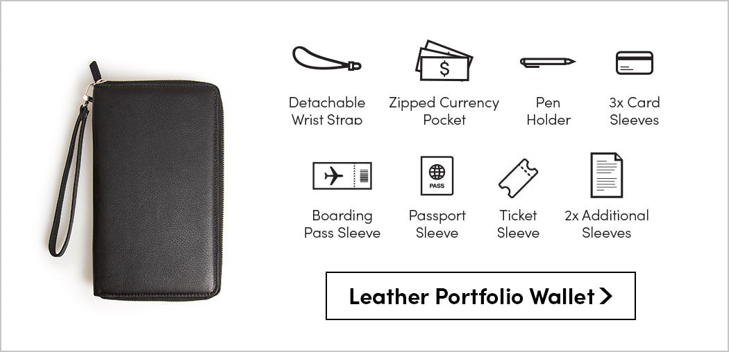 shop by style portfolio wallet